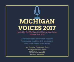 Michigan Voices Ad